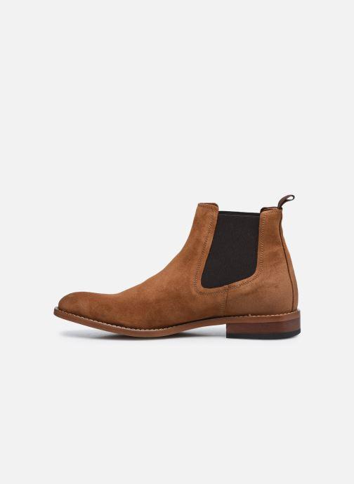 Bottines et boots Marvin&Co Donato Marron vue face