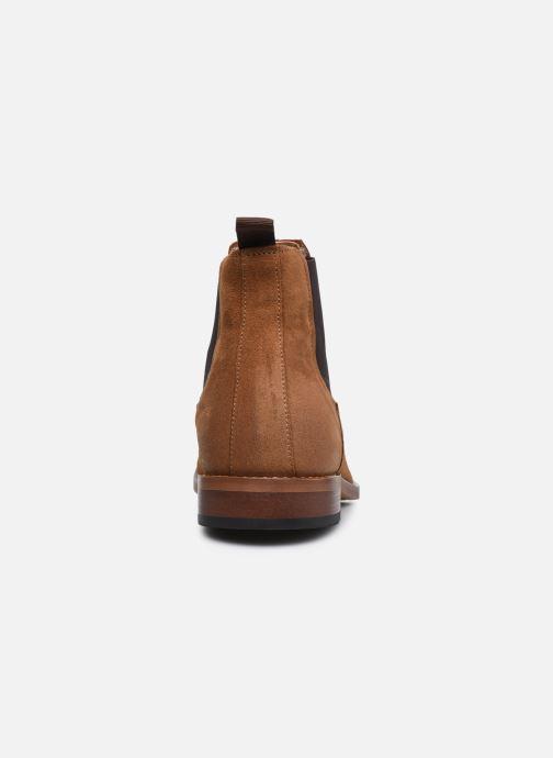 Bottines et boots Marvin&Co Donato Marron vue droite