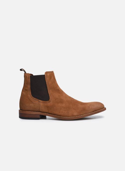 Bottines et boots Marvin&Co Donato Marron vue derrière