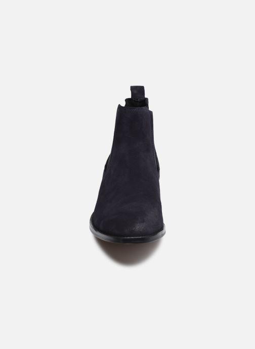 Stiefeletten & Boots Marvin&Co Donato blau schuhe getragen