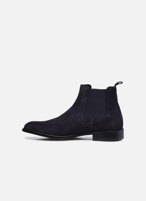 Stiefeletten & Boots Marvin&Co Donato blau ansicht von vorne