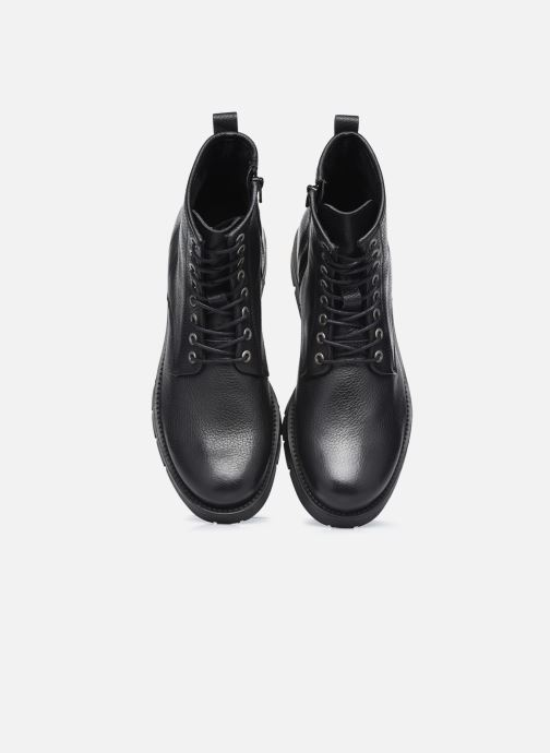 Stiefeletten & Boots Mr SARENZA Domenico schwarz schuhe getragen
