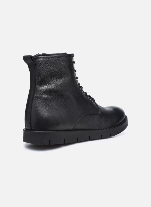 Boots en enkellaarsjes Mr SARENZA Domenico Zwart voorkant