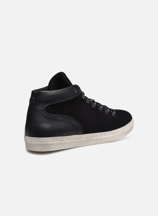 Sneaker Mr SARENZA Duccio schwarz ansicht von vorne