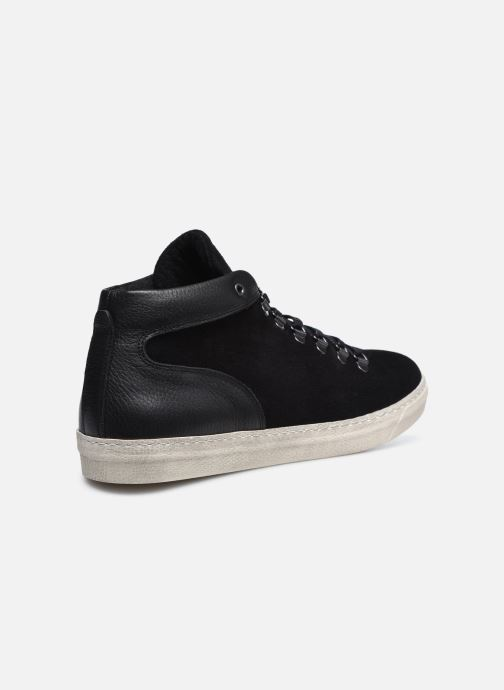 Sneakers Mr SARENZA Duccio Nero immagine frontale