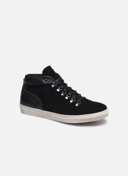 Sneaker Mr SARENZA Duccio schwarz ansicht von rechts