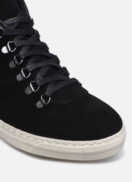 Sneaker Mr SARENZA Duccio schwarz ansicht von links