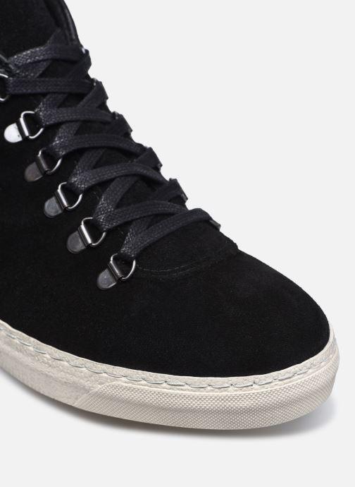 Sneakers Mr SARENZA Duccio Nero immagine sinistra