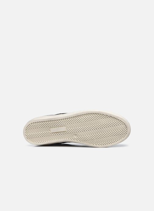 Sneaker Mr SARENZA Duccio schwarz ansicht von oben