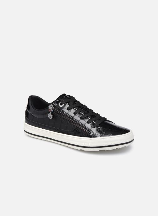 Sneakers S.Oliver Glamo Zwart detail