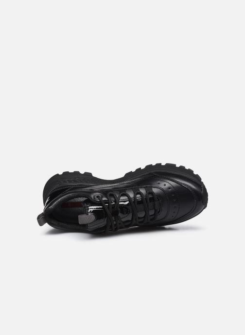 Sneakers S.Oliver Elba Zwart links