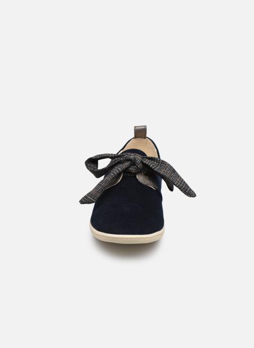 Baskets Armistice Stone One W Zenith Bleu vue portées chaussures