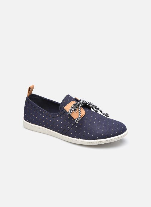 Sneakers Kvinder Stone One W Org.Canvas Dots