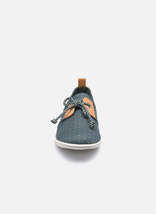 Baskets Armistice Stone One W Org.Canvas Dots Vert vue portées chaussures