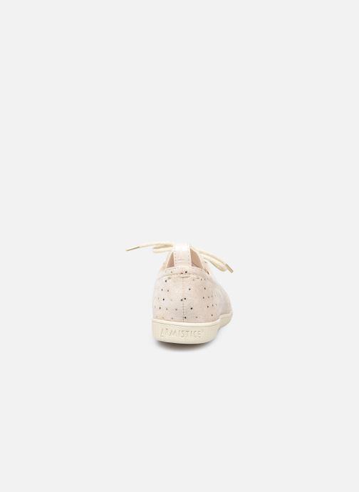Baskets Armistice Stone One W Angel Beige vue droite