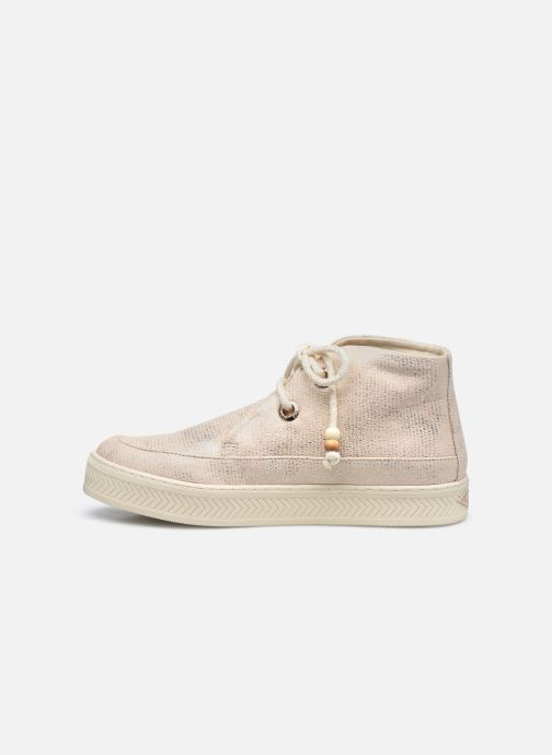 Sneakers Armistice Sonar Mid W Eden Beige immagine frontale