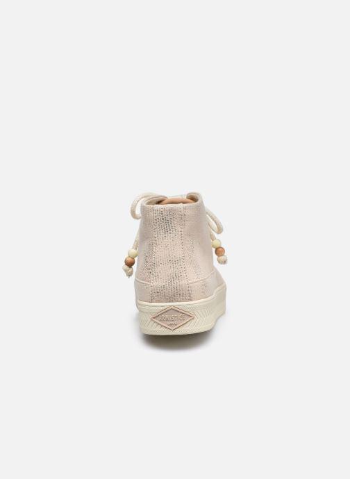 Sneakers Armistice Sonar Mid W Eden Beige immagine destra