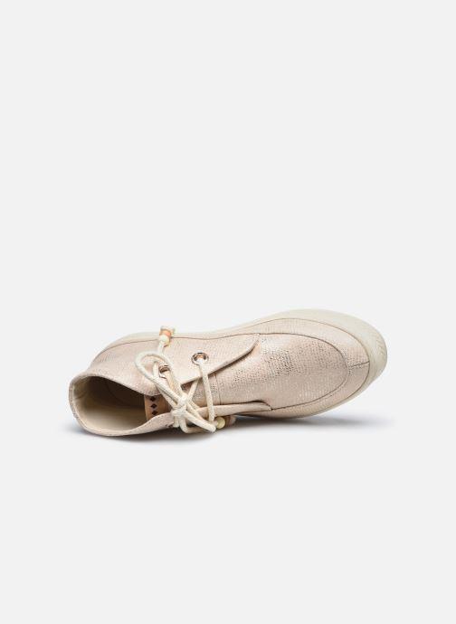 Sneakers Armistice Sonar Mid W Eden Beige immagine sinistra