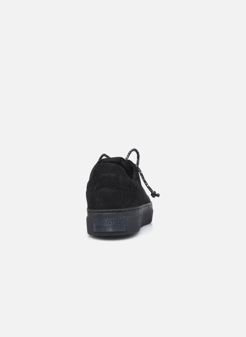 Sneaker Armistice Onyx One W Picawa schwarz ansicht von rechts