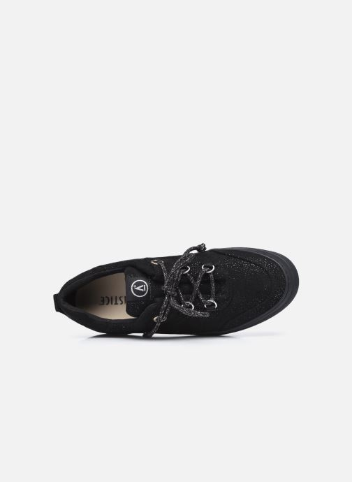 Sneaker Armistice Onyx One W Picawa schwarz ansicht von links