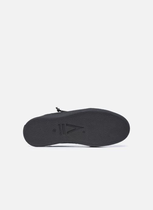 Sneaker Armistice Onyx One W Picawa schwarz ansicht von oben