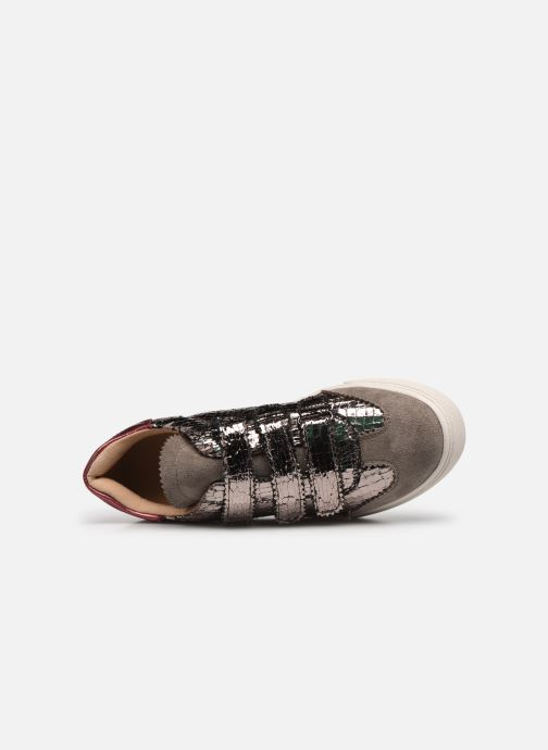Sneakers Vanessa Wu BK2163 Grigio immagine sinistra