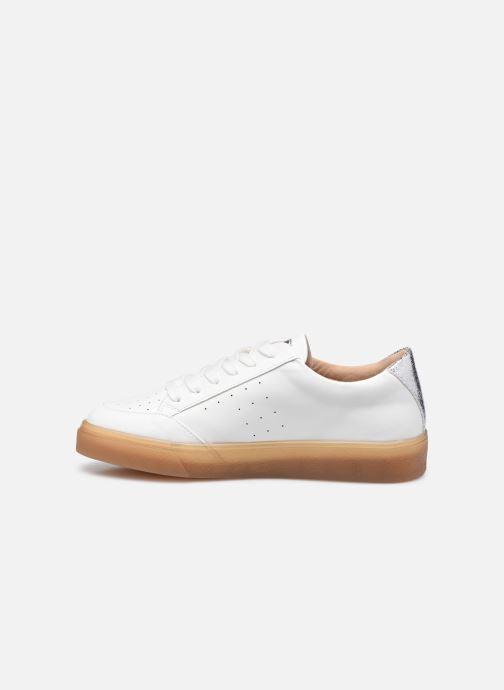 Sneaker Vanessa Wu BK2164 weiß ansicht von vorne