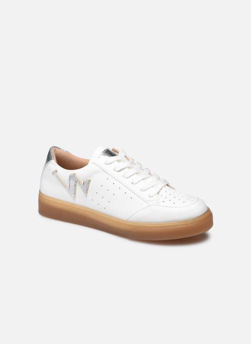 Sneaker Vanessa Wu BK2164 weiß detaillierte ansicht/modell