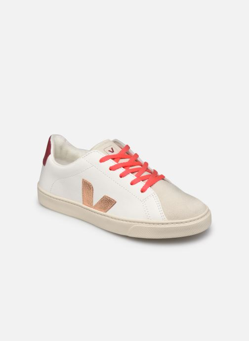 Sneaker Veja Small Esplar Lace Leather weiß detaillierte ansicht/modell