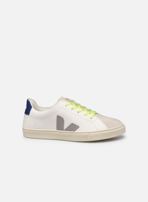 Sneakers Veja Small Esplar Lace Leather Bianco immagine posteriore
