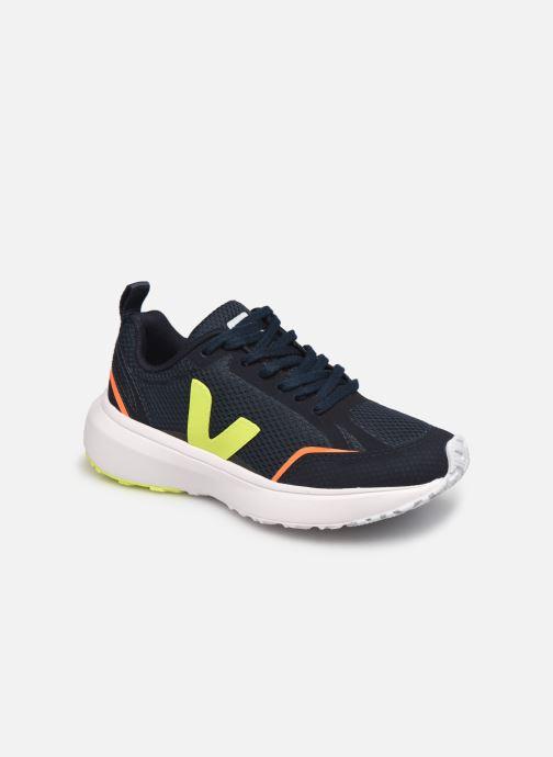 Sneaker Veja Small Canary blau detaillierte ansicht/modell