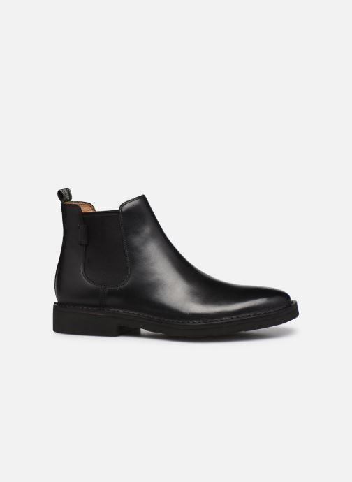 Bottines et boots Polo Ralph Lauren Talan Chlsea Noir vue derrière