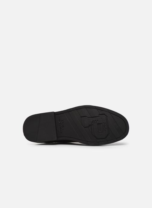 Bottines et boots Polo Ralph Lauren Talan Chlsea Noir vue haut