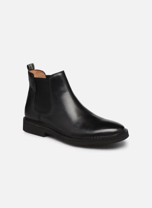 Bottines et boots Polo Ralph Lauren Talan Chlsea Noir vue détail/paire