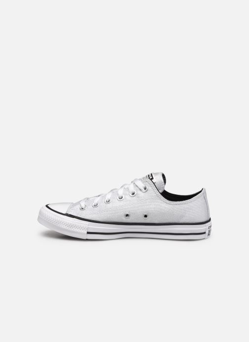 Baskets Converse Chuck Taylor All Star Industrial Glam Ox Argent vue face
