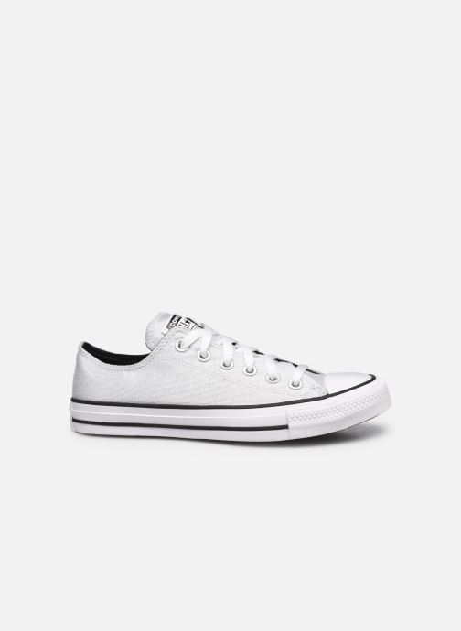 Baskets Converse Chuck Taylor All Star Industrial Glam Ox Argent vue derrière