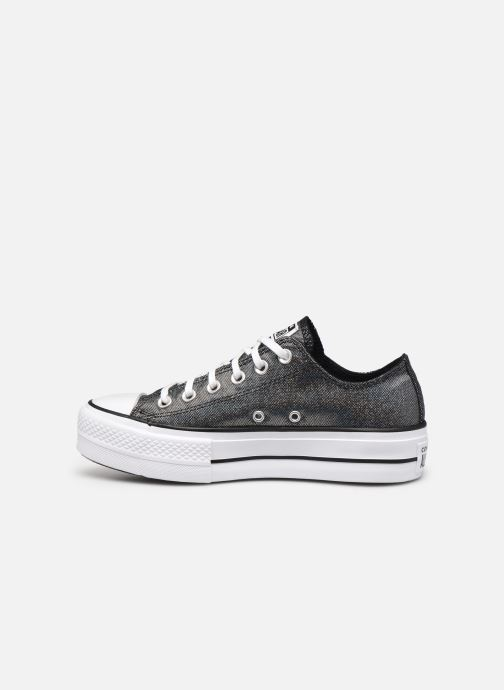 Baskets Converse Chuck Taylor All Star Lift Industrial Glam Ox Or et bronze vue face