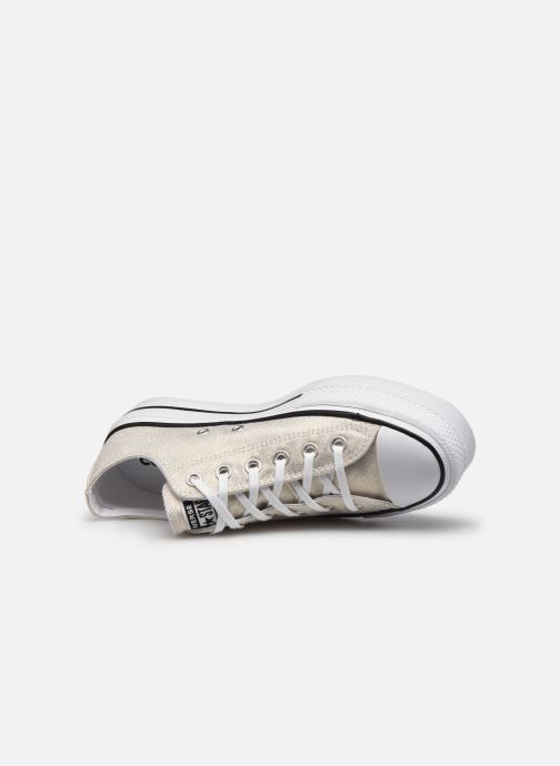 Converse Chuck Taylor All Star Industrial Glam Ox (Argento