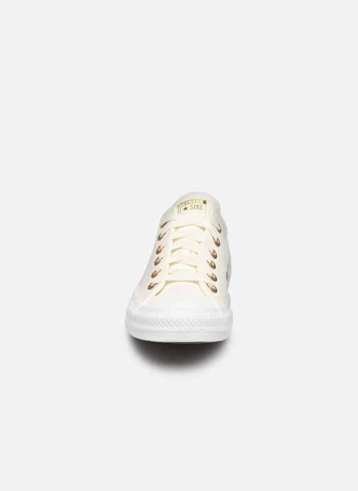 Sneakers Converse Chuck Taylor All Star Seasonal Leather Ox Wit model
