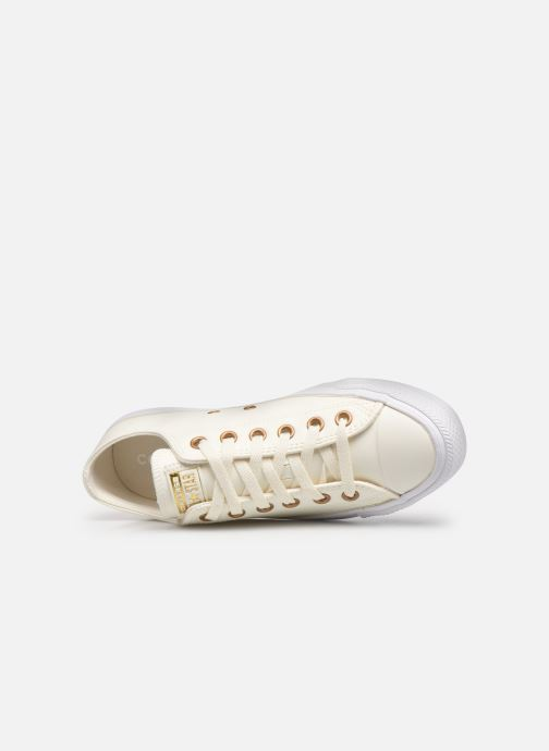 Sneakers Converse Chuck Taylor All Star Seasonal Leather Ox Wit links