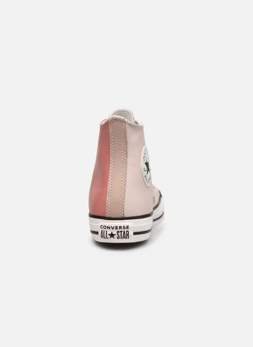 Sneaker Converse Chuck Taylor All Star Core Tones Ox rosa ansicht von rechts