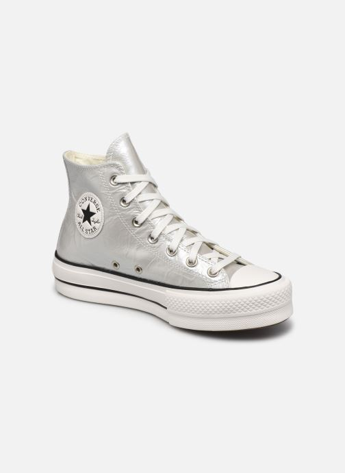 Sneaker Damen Chuck Taylor All Star Lift Metallic Classics Hi