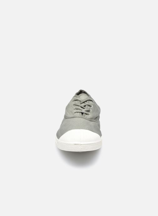 Sneaker Bensimon Tennis Lacets M grau schuhe getragen