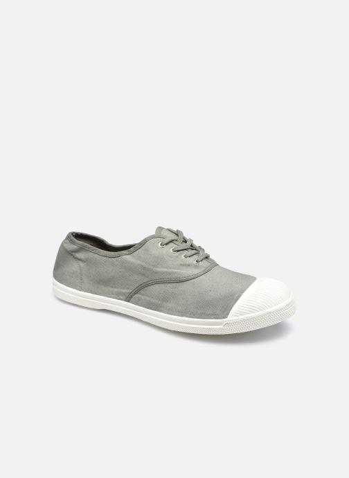 Sneaker Bensimon Tennis Lacets M grau detaillierte ansicht/modell