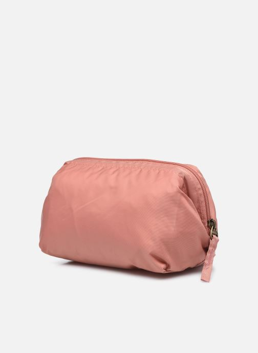 Equipaje  Bensimon Beauty Wallet S Rosa vista lateral derecha