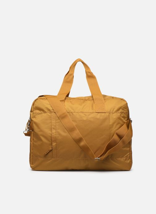 Equipaje  Bensimon Week End Bag Amarillo vista de frente