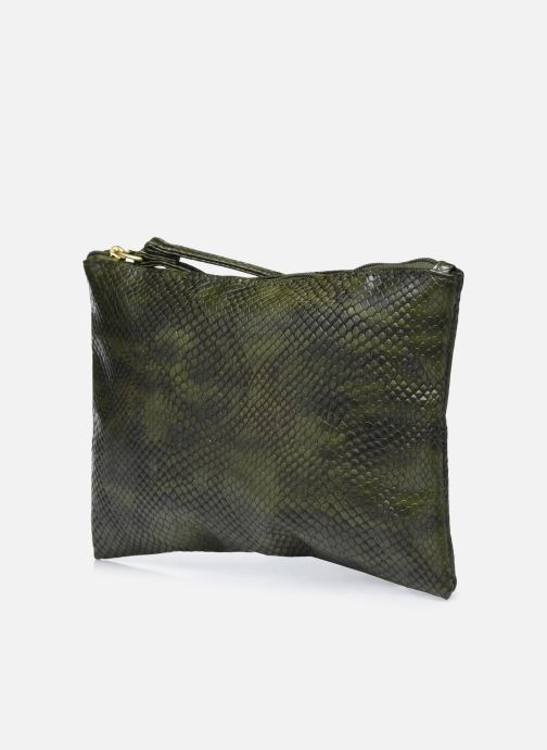Divers Bensimon Zipped Pocket 2 Vert vue portées chaussures