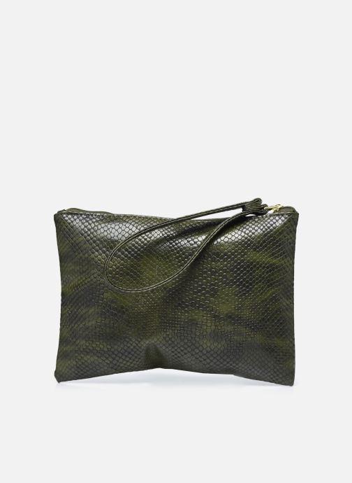 Diverse Bensimon Zipped Pocket 2 Grøn se forfra