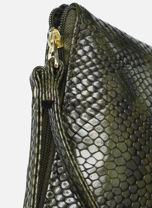 Diverse Bensimon Zipped Pocket 2 Grøn se fra venstre