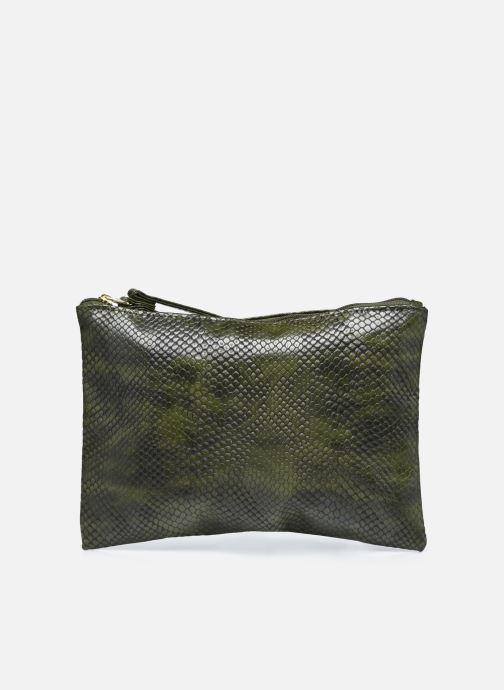 Diverse Bensimon Zipped Pocket 2 Grøn detaljeret billede af skoene
